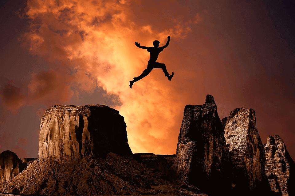 Ventureの本質は、リスクある目標への冒険だ