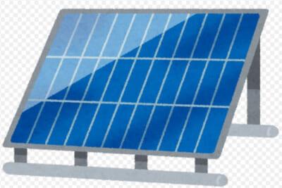不労所得:太陽光発電