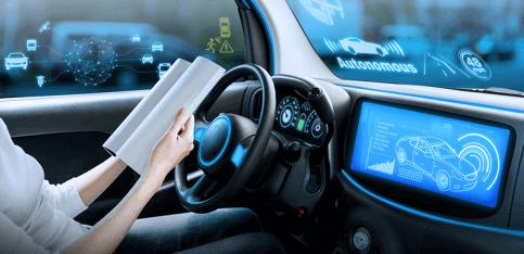 自動運転技術イメージ