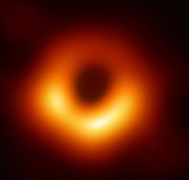 ブラックホールの撮影成功