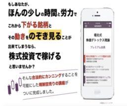 堀北式株価デトックス理論マスター