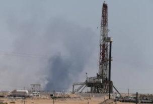 サウジ石油攻撃