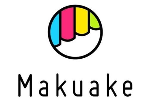 makuake(マクアケ)のロゴ