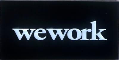 ウィーワークのロゴ